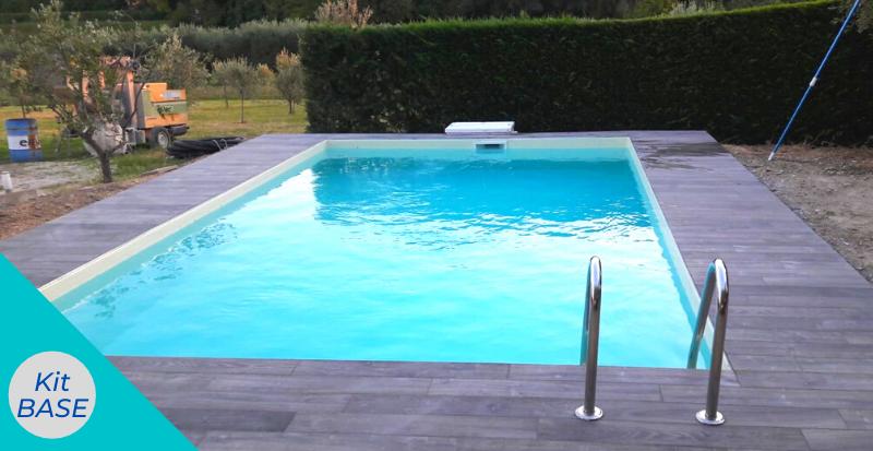 piscina Italika Easy Base