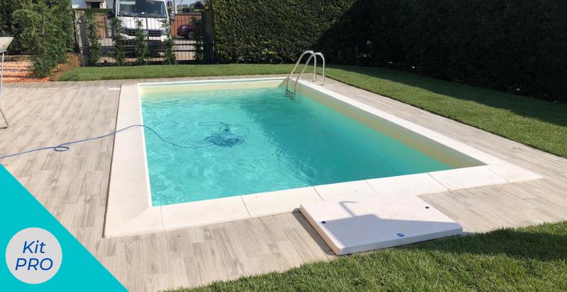 piscina ITALIKA Easy Pro